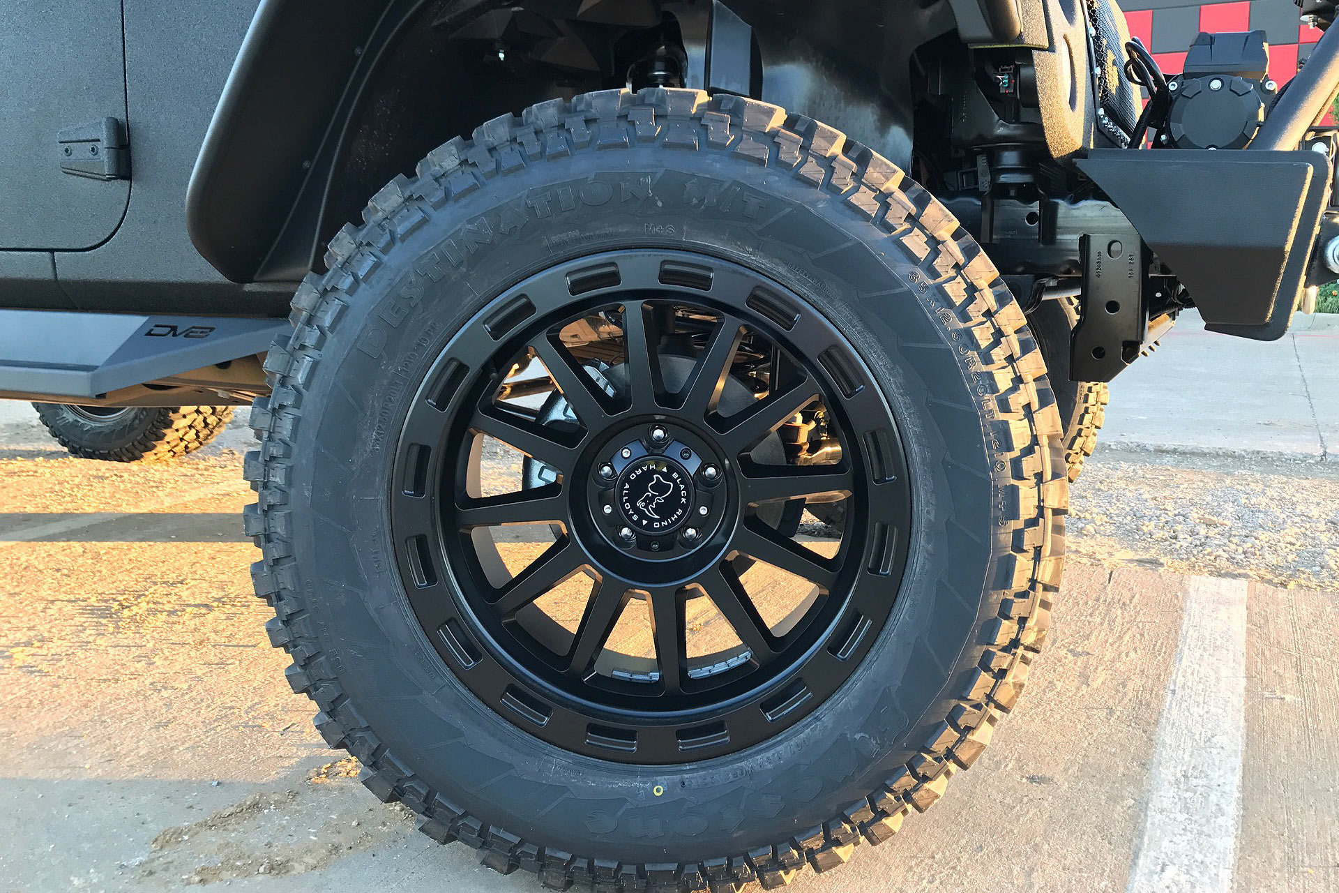 Dallas Custom Jeep Design Amp Sales Jeep Builder Jr S