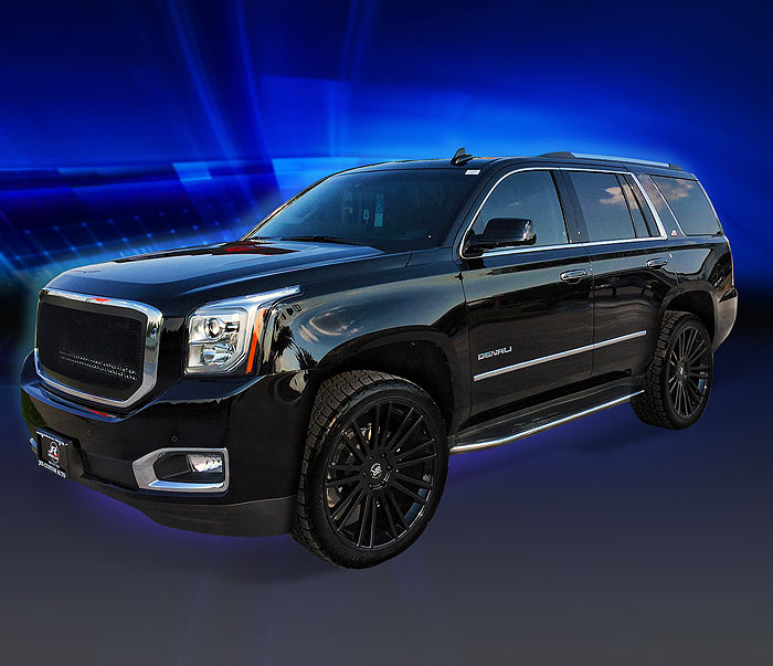Dallas Custom SUV & Auto Designs