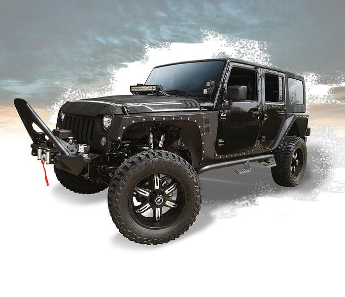 Lift Kits For Jeeps >> JR's Custom Auto - Custom Jeeps   Trucks   Sprinters   Autos   Wheels & Tires   Audio   Auto ...