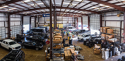Dallas JR's Custom Auto - Custom Sprinters Trucks Jeeps Auto Design