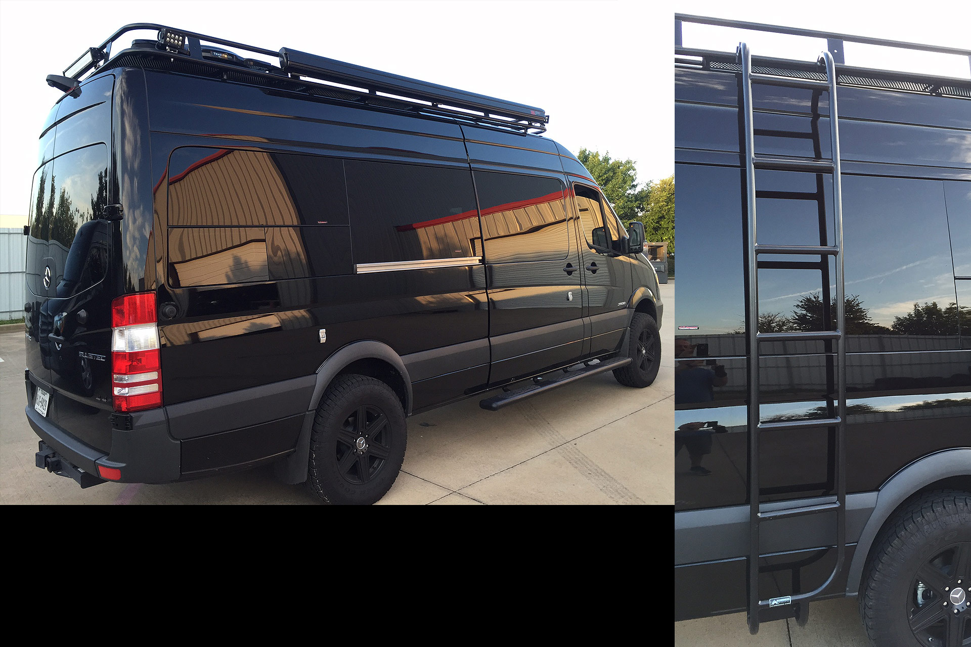 Dallas Custom Sprinter Design & Custom Builds
